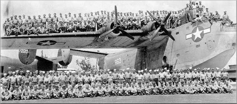 USN VP-15 Crew