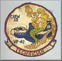 VP-42 Crew 6 Patch Thumbnail