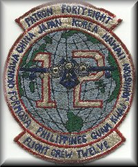 VP-48 Crew 12 Patch Thumbnail